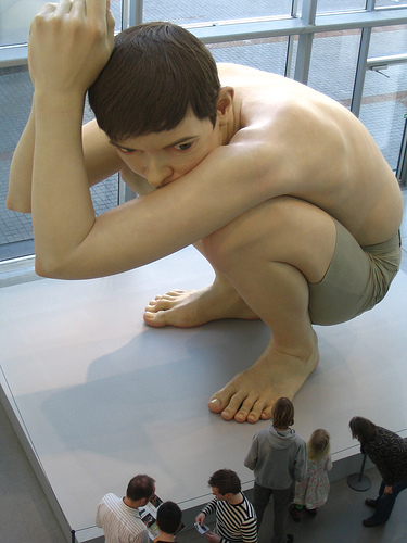 Ron Mueck - Boy